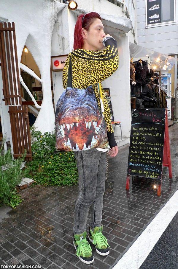 Street Fashion in Japan (77 pics)