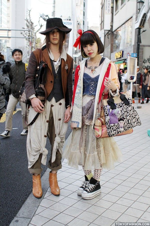 Street Fashion In Japan 77 Pics