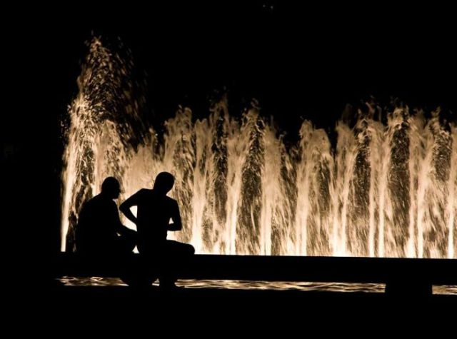 Stunning and Romantic Silhouettes (31 pics)