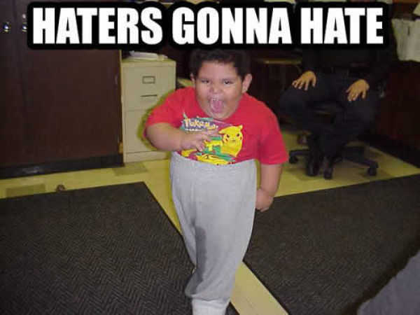For All the Haters (26 pics)