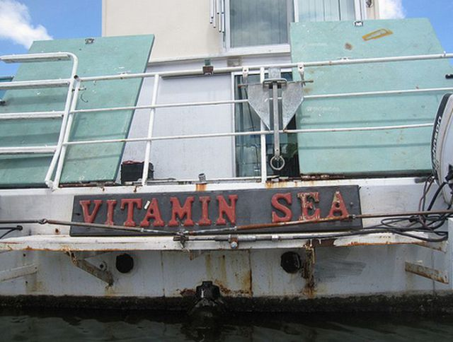 Hilarious and Odd Names for Boats (25 pics)