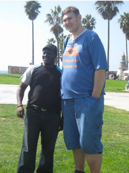 American-Ukrainian Giant (30 pics)
