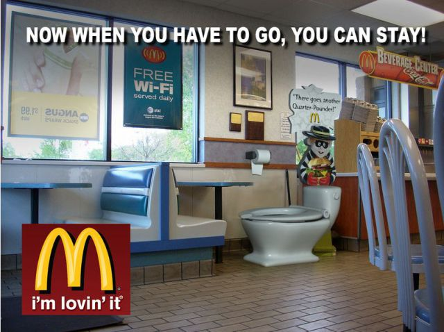 Fast Food Future Looks Scary (24 pics)