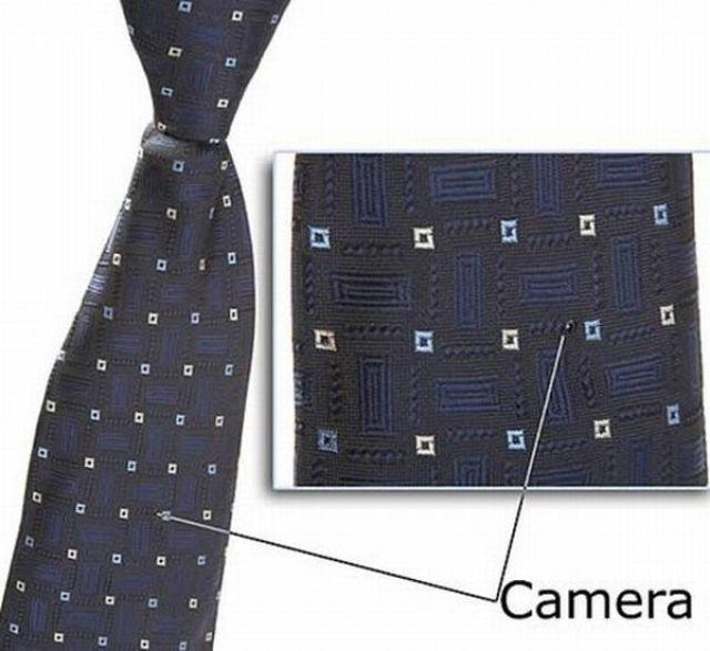 Spy Cameras You Won't Notice (10 pics)