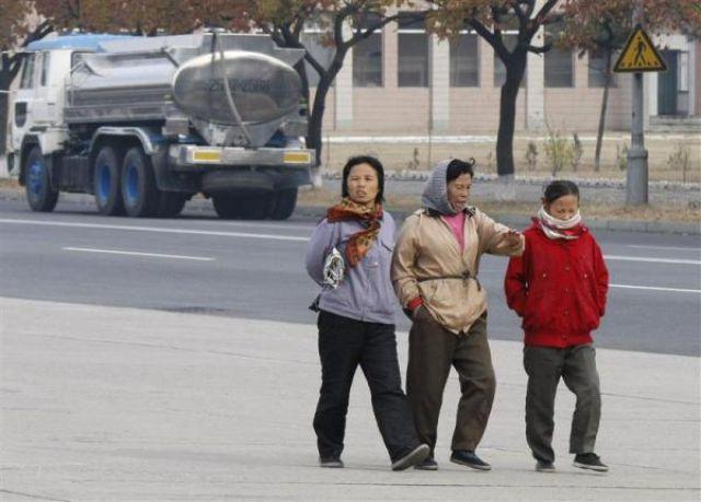 The Life in North Korea (40 pics)