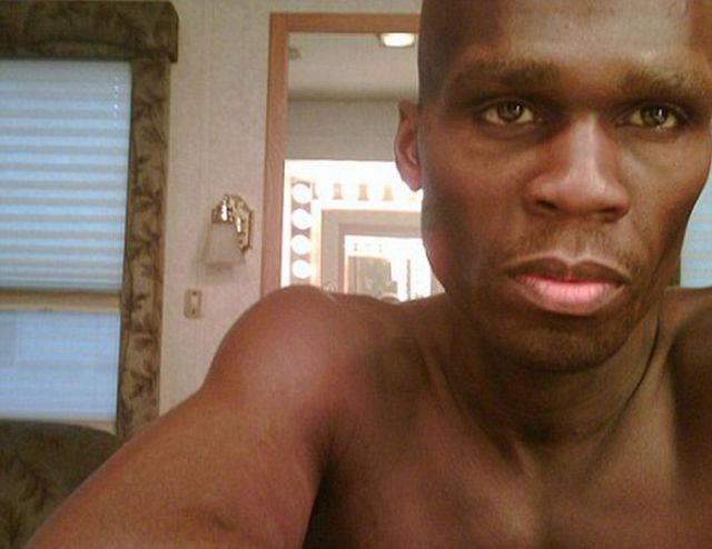 Unrecognizable: 50 Cent Loses a Lot of Weight (4 pics)