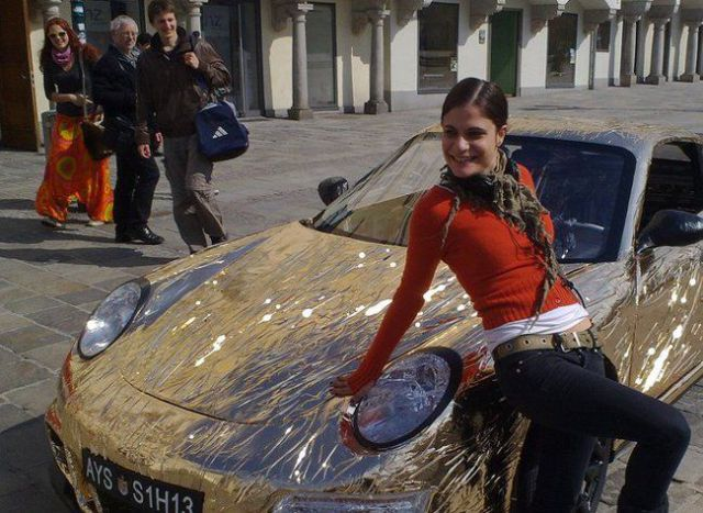 A Porsche for the Poor (44 pics)