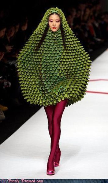 Examples of Anti-Fashion. Part 2 (72 pics)