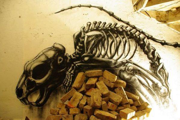 Animal Street Graffiti (33 pics)