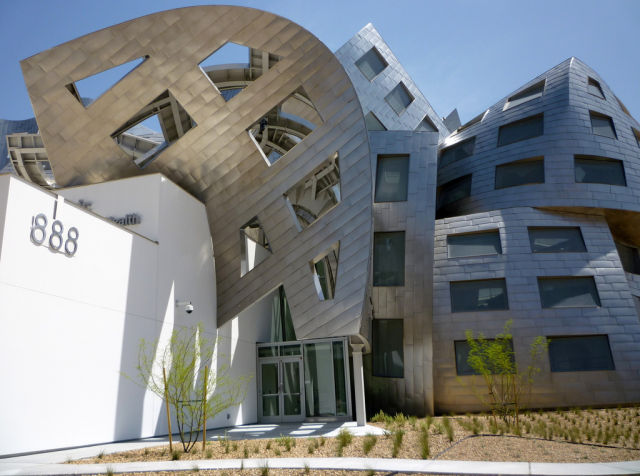 Awesome Building Design: Center for Brain Health (20 pics)