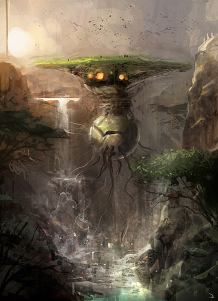 Awesome Concept Art (62 pics)