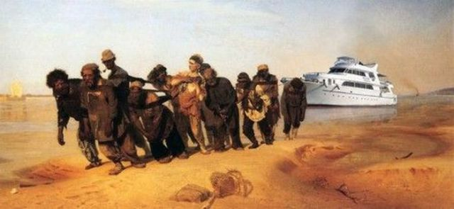 Funny and Creative Classic Paintings' Remakes (37 pics)