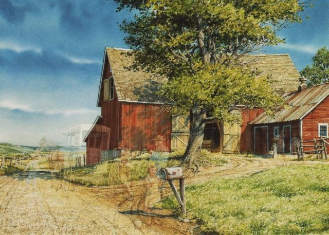 Collection of Beautiful Watercolors (32 pics)
