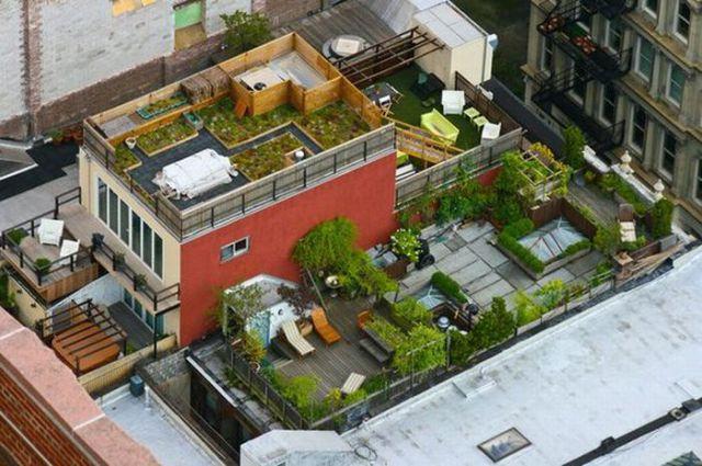 Some Amazing Rooftops (20 pics)