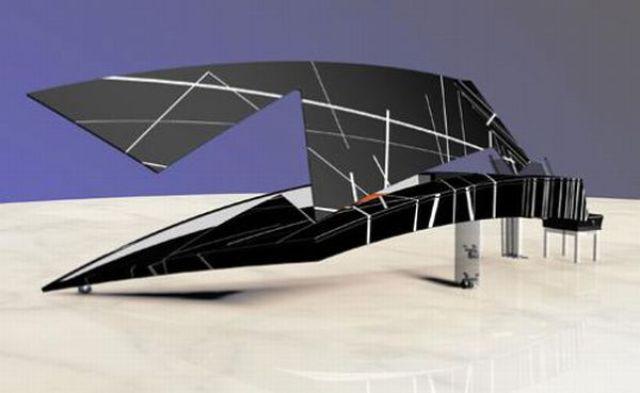 Creative and Unusual Piano Designs (18 pics)