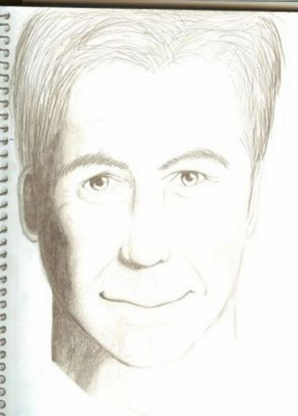 When Fans Draw Portraits of Celebrities (100 pics)