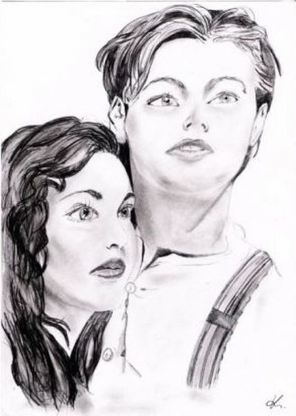When Fans Draw Portraits Of Celebrities 100 Pics