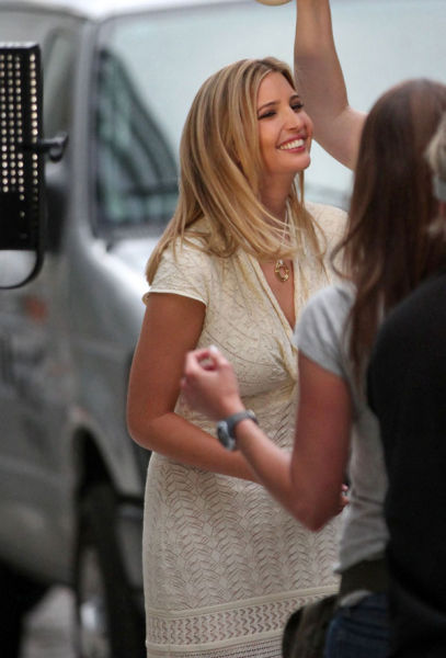 Ivanka Trump, the Daughter of the Famous Billionaire (6 pics)
