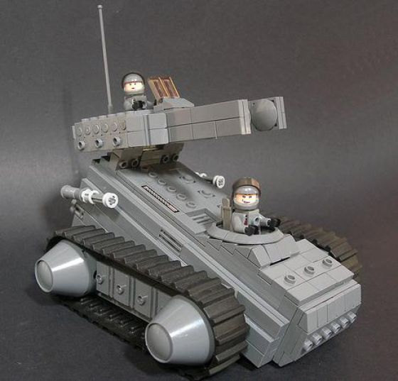 Different Tank Themed Designs (15 pics)
