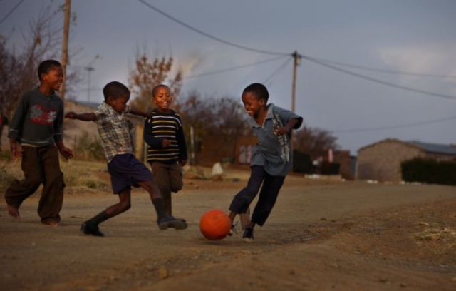Excitement of the World Cup Is Everywhere in South Africa (32 pics)