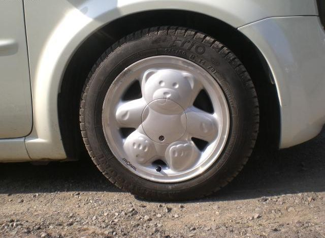 How to Make Teddy Bear Wheels Even More Evident (8 pics)