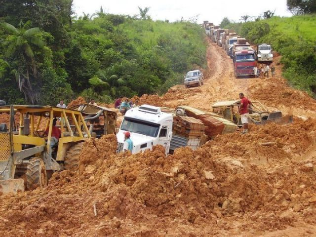 Another Very Bad Road Situated in Brazil (65 pics)