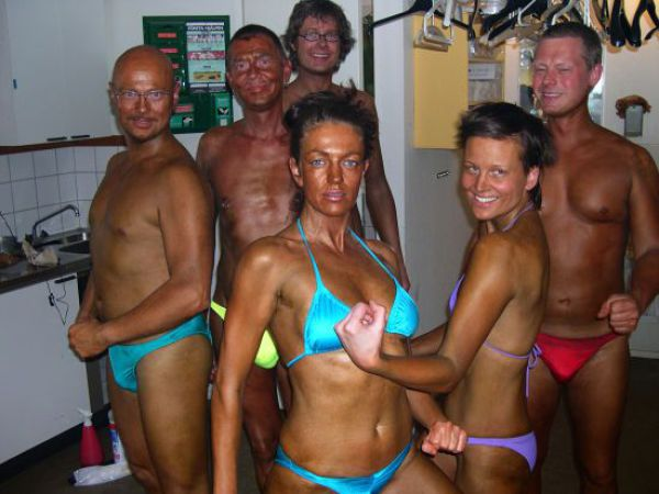 Suntan Fails. Part 2 (69 pics)