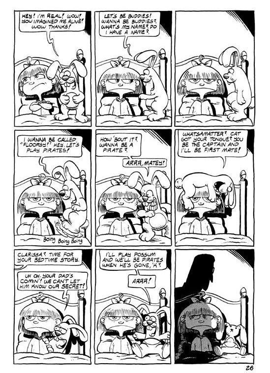 The Cruelest and Saddest Comic in the World (5 pics)