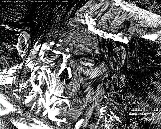 Dark Horse Comics Desktop Wallpapers (77 pics)