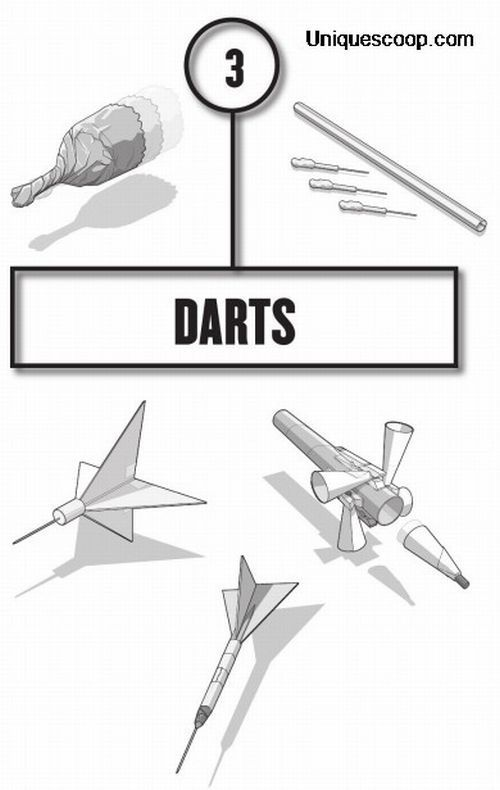 DIY Mass Destruction Weapons (139 pics)