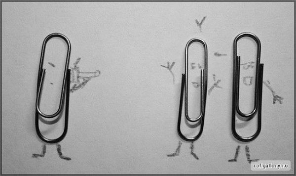 Secret World of Paper Clips (21 pics)