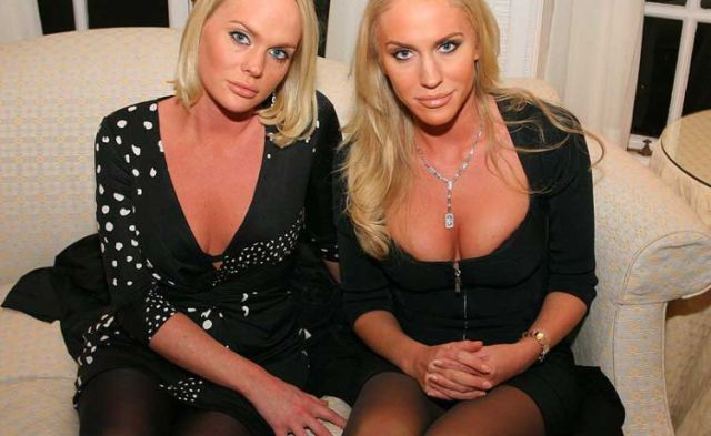 The Most Attractive Heiresses of Big Fortunes (41 pics)