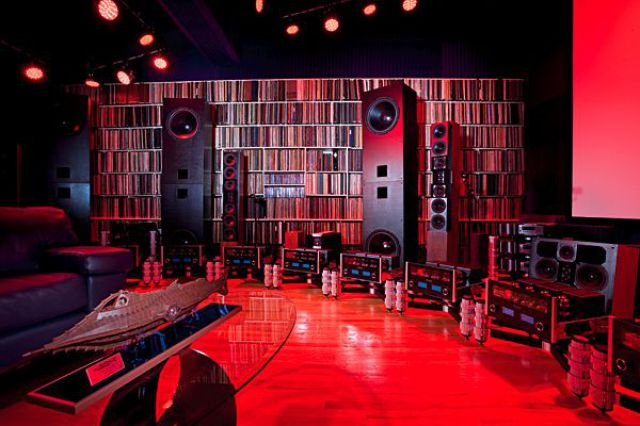 The Most Expensive And The Coolest Home Theatre In The