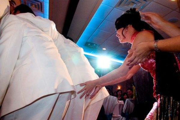Funny Wedding Games (37 pics)