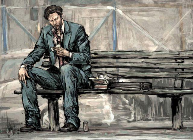 Sad Keanu Reeves (42 pics)