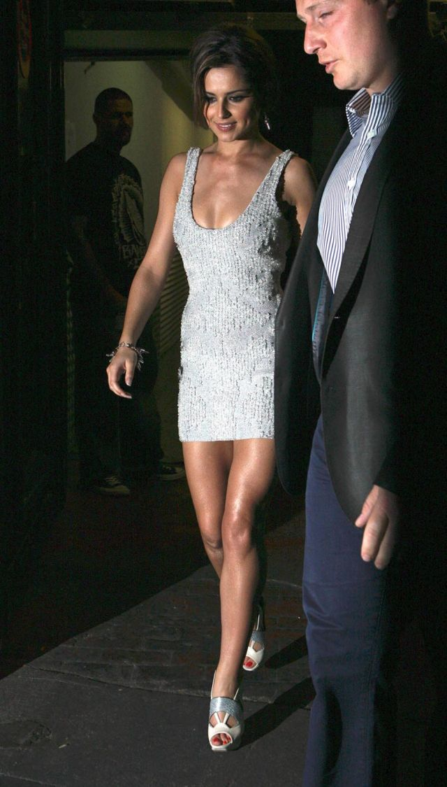 Perfect British Gal Cheryl Tweedy (10 pics)