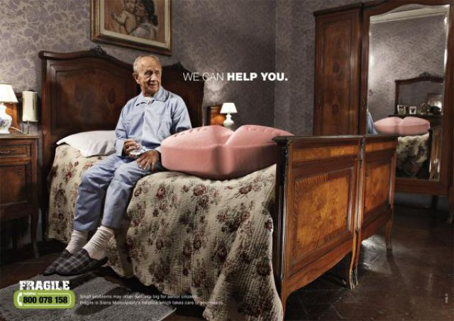 Great Creative Ad Prints (107 pics)