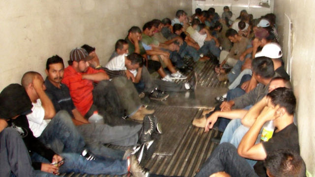 How People and Drugs Are Smuggled (27 pics)