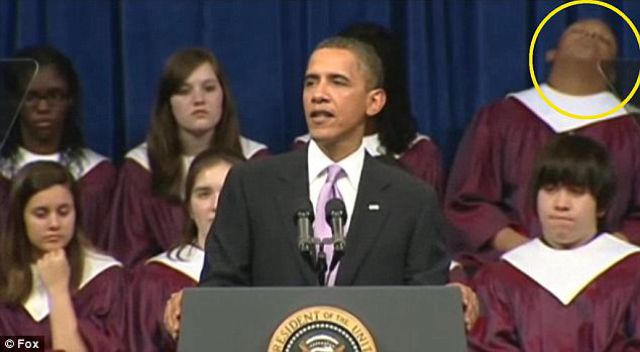 The Boring President (7 pics)