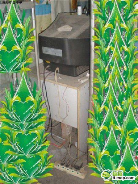 The World's Lamest Cybercafé (6 pics)