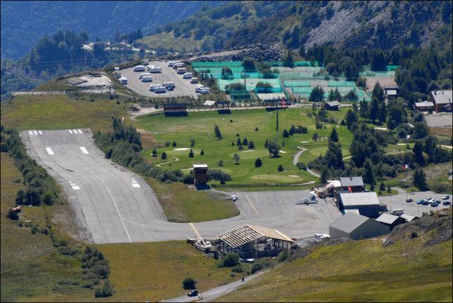 Unusual Airport (10 pics)