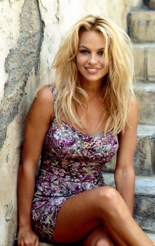 Image result for pamela anderson young
