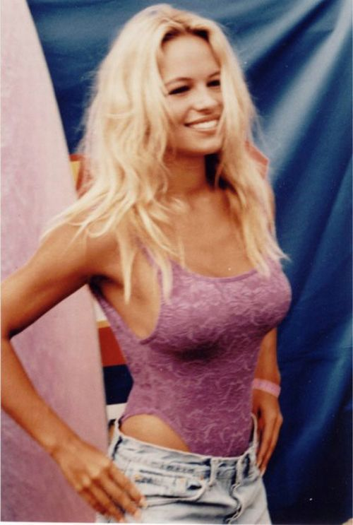 Pamela Anderson Was Super Hot When She Was Young (53 pics ...