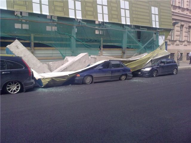 Other Construction Safety Issues in Russia (12 pics)