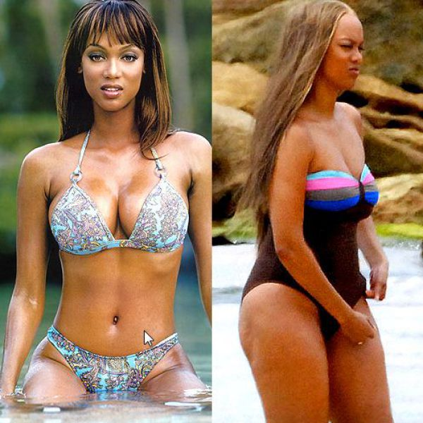 tyra tara hot shes 50 pounds heavier pics