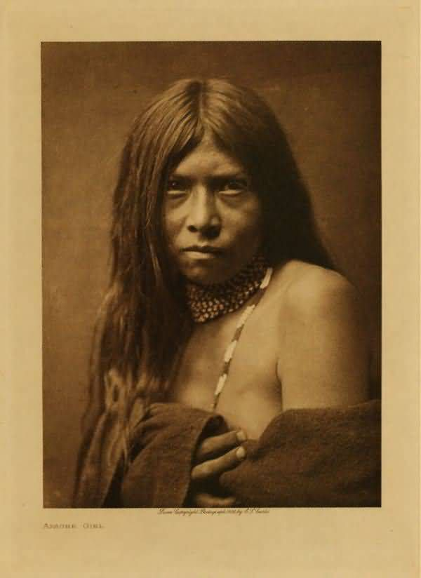 Stunning Apache Photo-Portraits (26 pics)