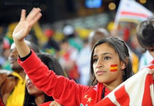 The Best Looking World Cup Fans Ever (82 pics)