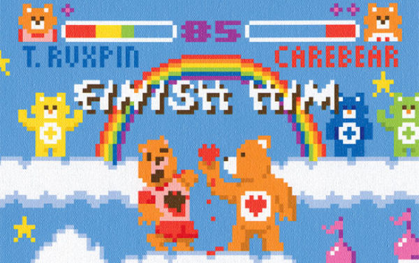 Amazing 8-bit Artwork (15 pics)