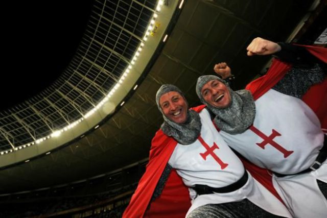 Funny World Cup 2010 Fans (45 pics)