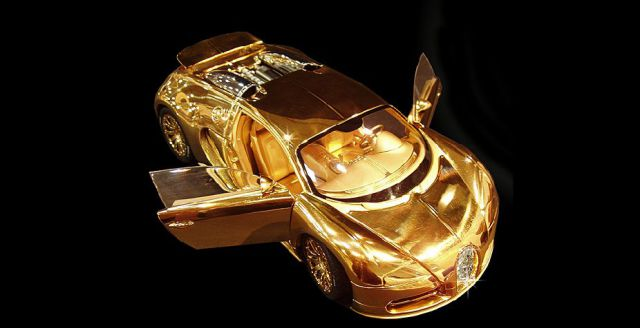 Toy Model of Bugatti Veyron Is More Expensive Than the Car Itself (3 pics)
